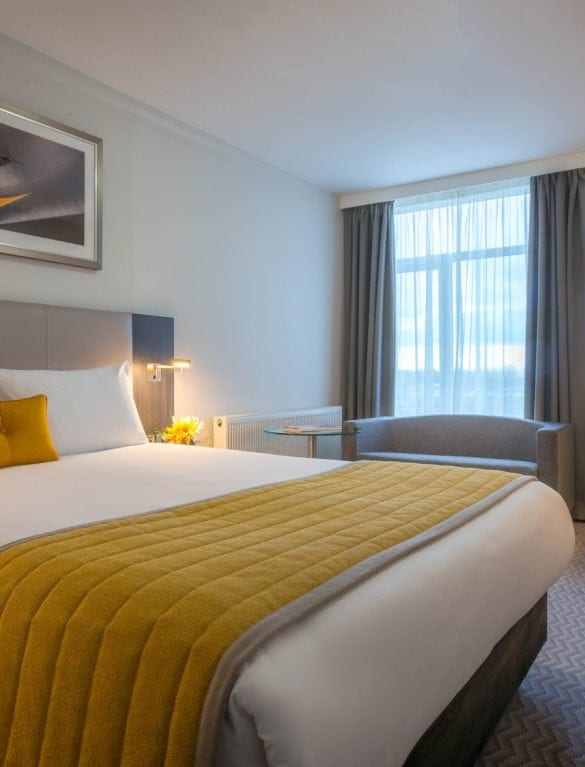 Maldron Hotel Dublin Airport Superior Double Room