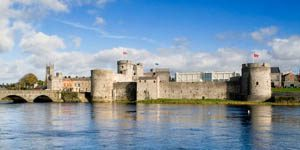 King Johns Castle Limerick - Things to do in Limerick