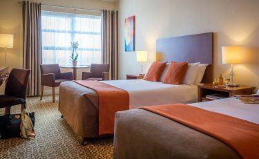 Maldron Hotel Triple Room in Limerick City