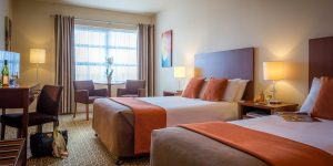 Hotel Accommodation in Limerick twin room