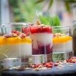 Beautiful breakfast in Limerick city hotel