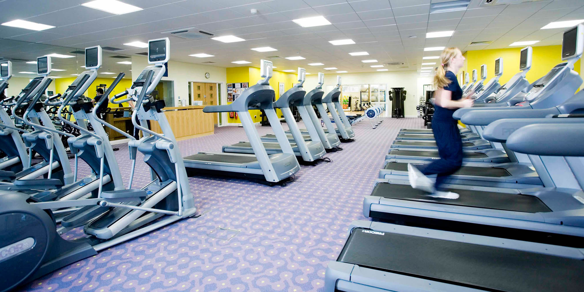 Gym in Limerick city hotel
