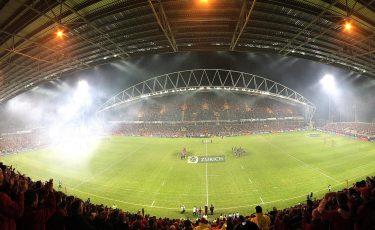 Munster V Scarlets Rugby
