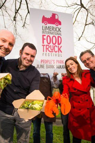 Launch of Limerick International Food Truck Festival