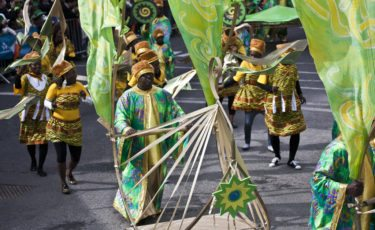 St Patrick's day festival / 48th Limerick International Bands Championship