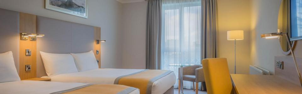 Triple room Maldron Hotel Limerick